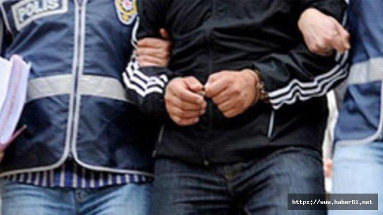 Rize'de 1 ayda 551 kişi yakalandı