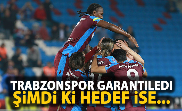 Trabzonspor garantiledi! Gözünü oraya dikti!