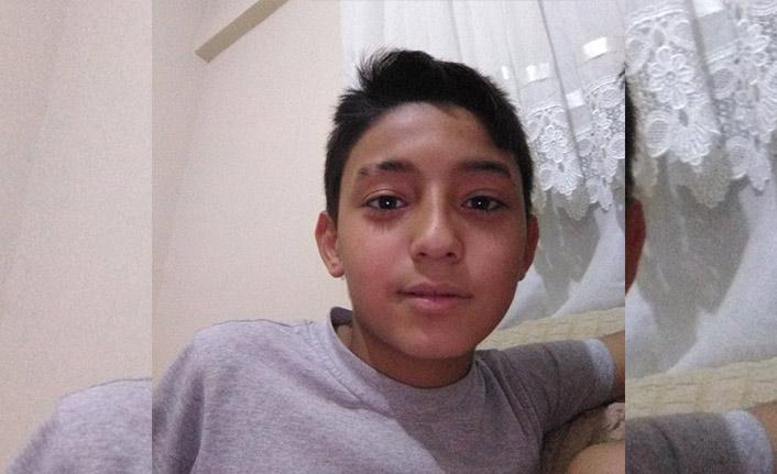 14 yaşındaki çocuğun feci sonu