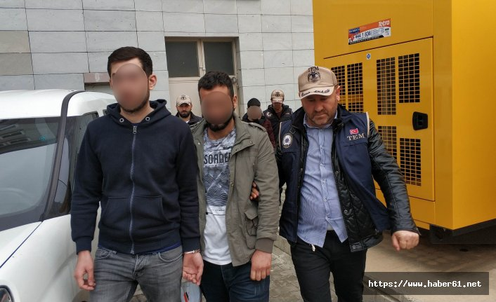 DEAŞ'tan 7 Iraklı adliyede