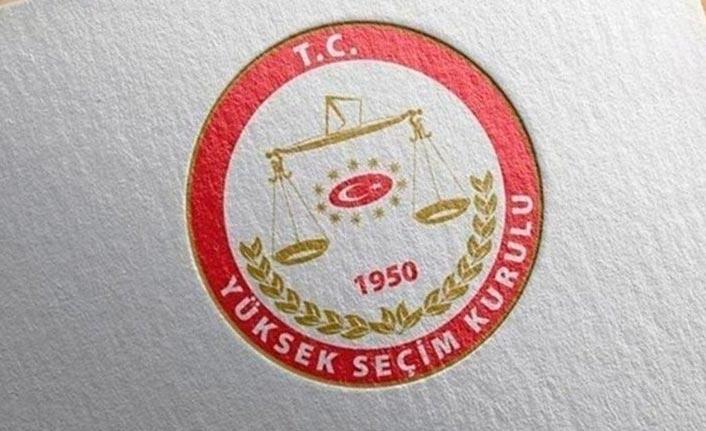 YSK, İYİ Parti'nin talebini için kararını verdi