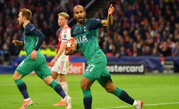 Tottenham Ajax'a karşı tarih yazdı
