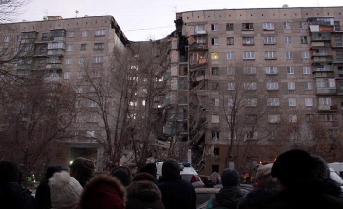 Rusya'da doğalgaz patlaması: 3 Ölü