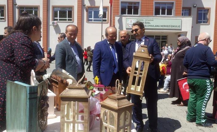 """Trabzon'da engelliler haftası programı - """"Esas Olan Engelleri Birlikte Aşmaktır"""""""