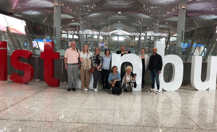 İstanbul Havalimanı turistik ürün oldu
