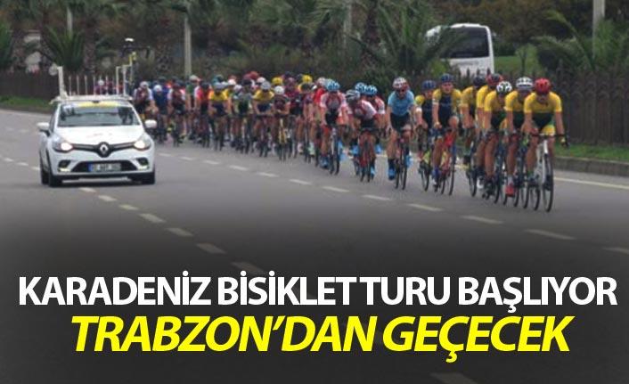 Bisiklet heyecanı Karadeniz'e taşınıyor