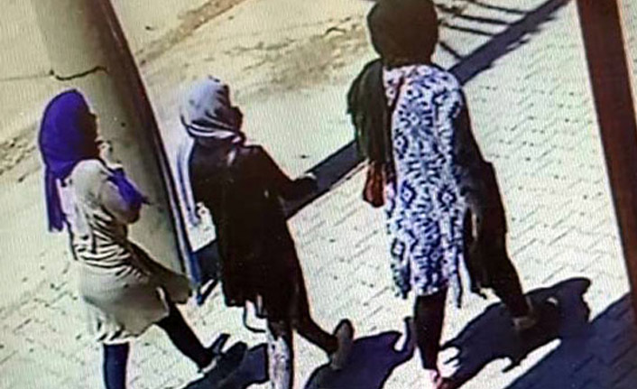 Hırsız diye yakalanan 3 kadın suç makinesi çıktı!