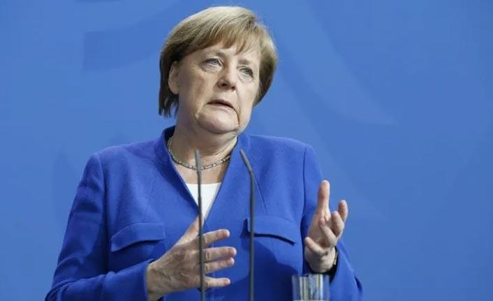 Merkel: Türkiye ile ortak çıkarlar var