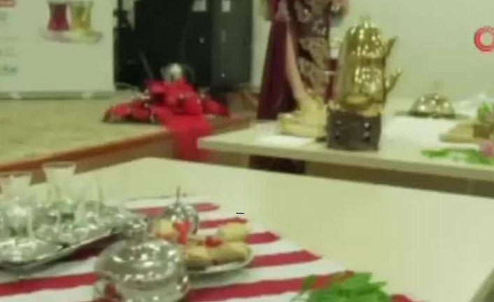 Rize'de çay demleme şampiyonları ödüllerini aldı