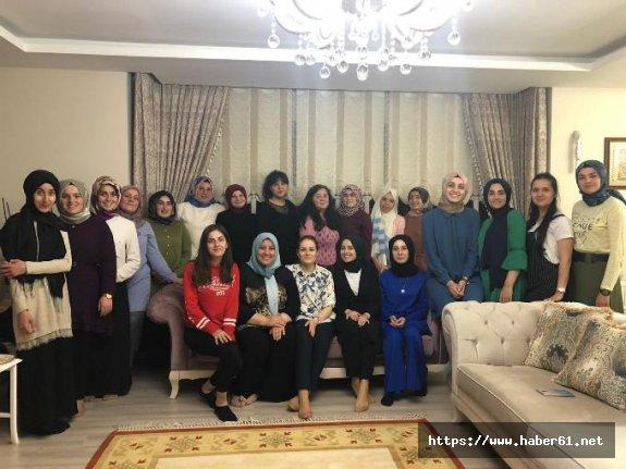 AK Partili kadınlardan örnek çalışma