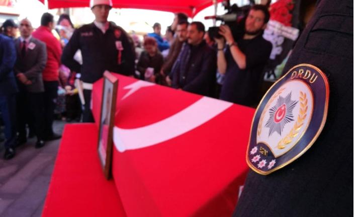 Giresun'da polisi şehit eden sürücünün yargılanmasına başlandı