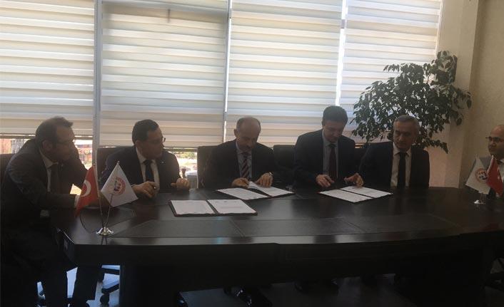 İŞKUR ve Trabzon Üniversitesi arasında MEGİP protokolü imzalandı