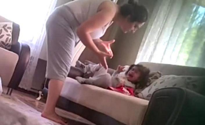 İşte o cani annenin cezası