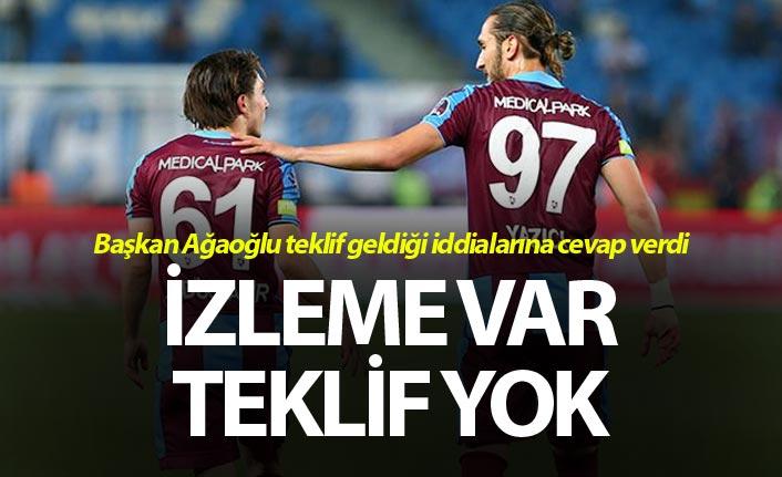 Trabzonsporlu oyunculara teklif yok