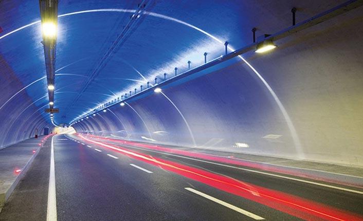 Akyazı tünelinde çalışma - Karayolları uyardı