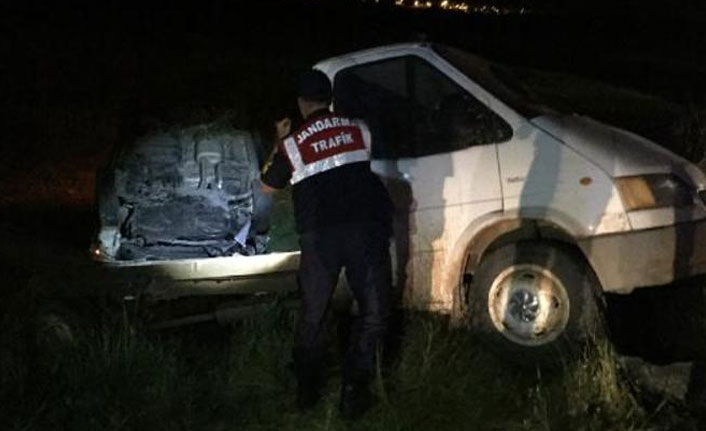 Midyat'ta feci kaza: 1 ölü 6 yaralı