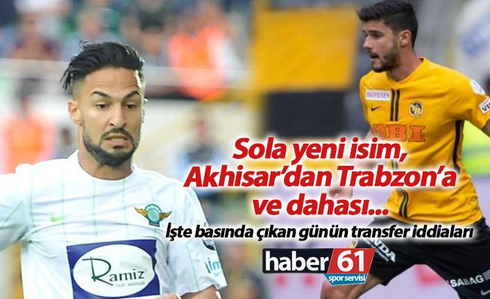 Trabzonspor transfer haberleri - 27.05.2019