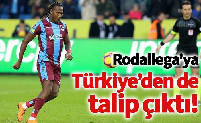 Rodallega'ya Türkiye'den de talip çıktı