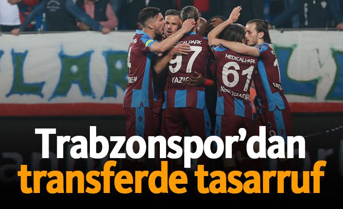 Trabzonspor transferde tasarruf sağlıyor!