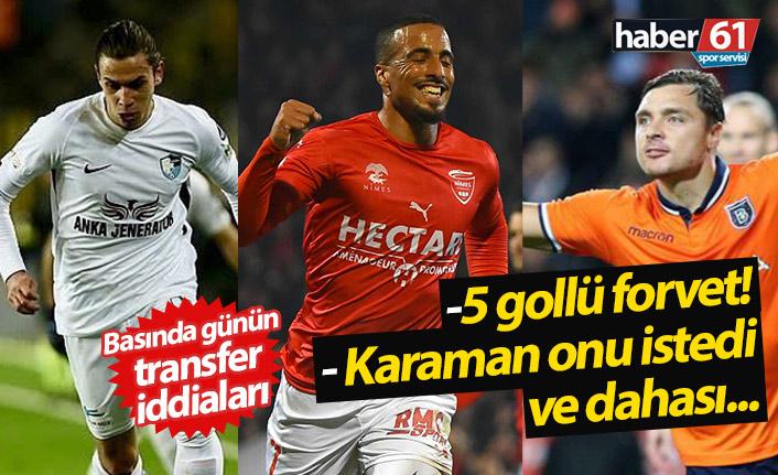 Trabzonspor transfer haberleri - 30.05.2019