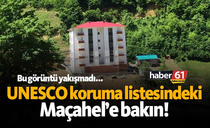 UNESCO koruma listesindeki Maçahel'e bakın!