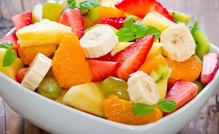 """""""Bayram tatlınız meyve ve kuru yemişler olsun"""""""