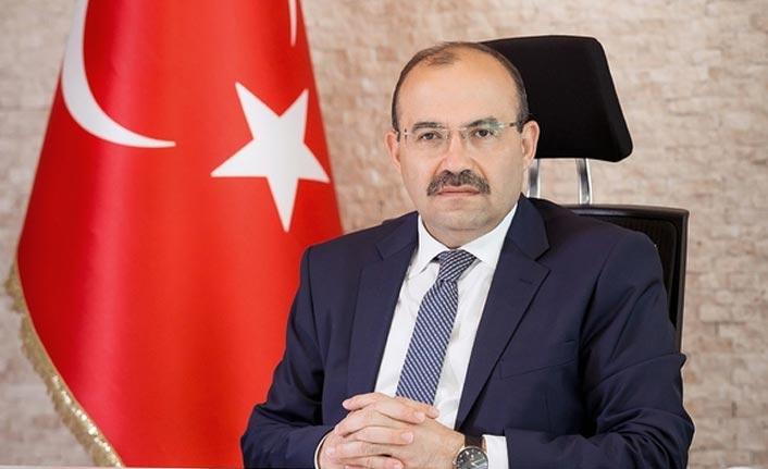 """Vali İsmail Ustaoğlu'nun """"Kadir Gecesi"""" Mesajı"""
