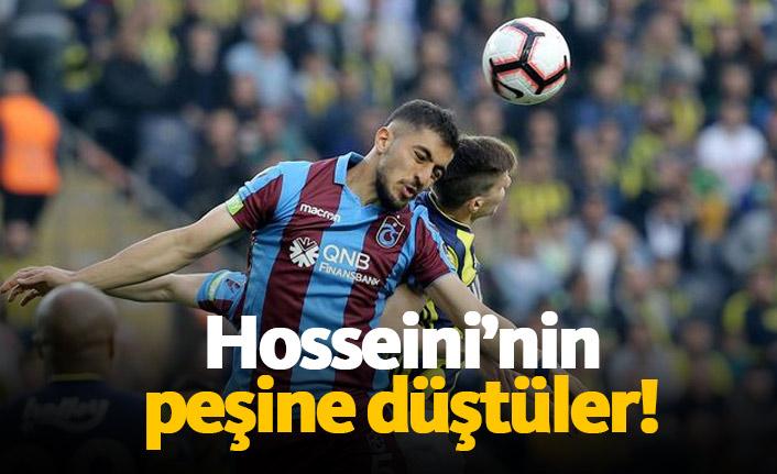 Hosseini'nin peşine düştüler