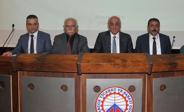 TTSO Mayıs ayı meclis toplantısı yapıldı