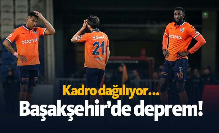 Başakşehir'de deprem!