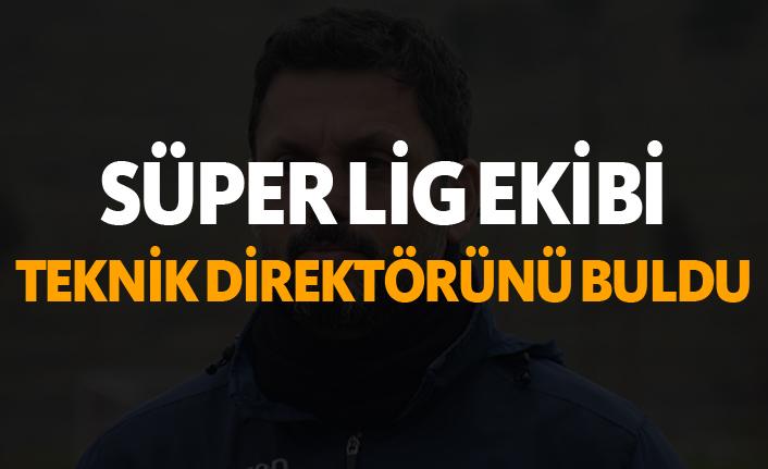 Süper Lig ekibi yeni teknik direktörünü buldu!