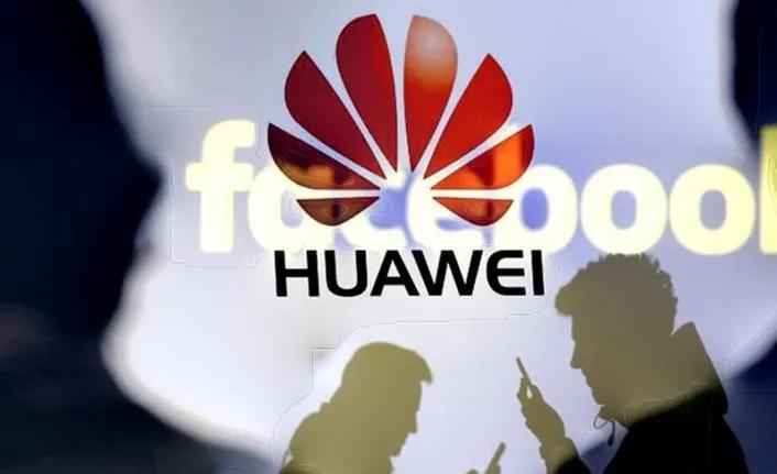 Huawei'ye bir şok da Facebook'tan!