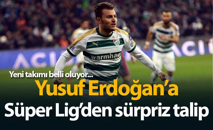Yusuf Erdoğan'a Süper Lig'den sürpriz talip!