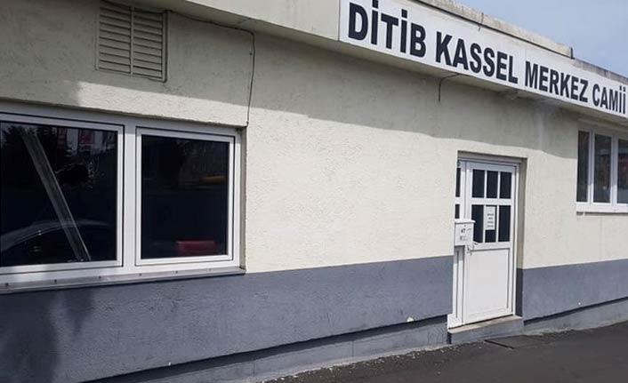 Almanya'da Diyanet camisine saldırı