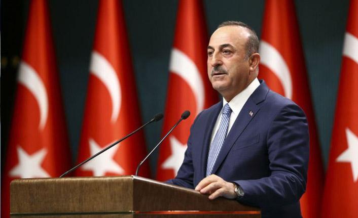 Çavuşoğlu'ndan Milli Takım tepkisi