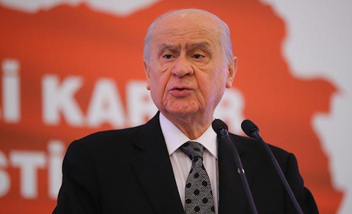 MHP Lideri Bahçeli'den sert çıkış