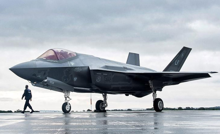 Türk pilotlarının F-35 eğitimi ABD'de durdu!