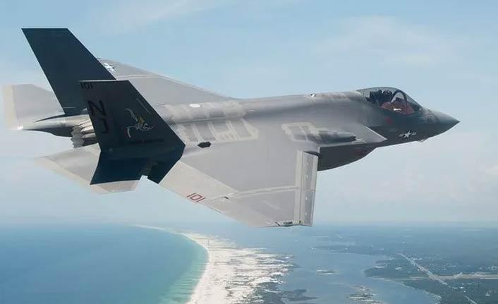 ABD 478 adet F-35 siparişi verdi
