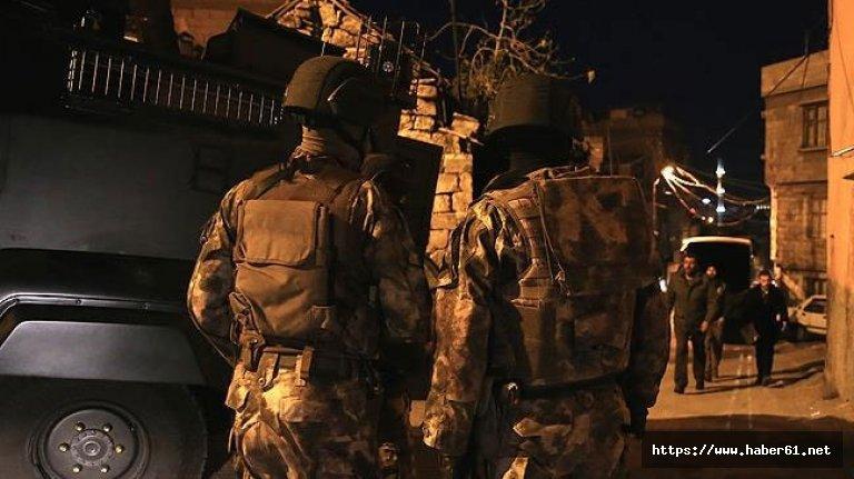 Ordu'da şafak operasyonu