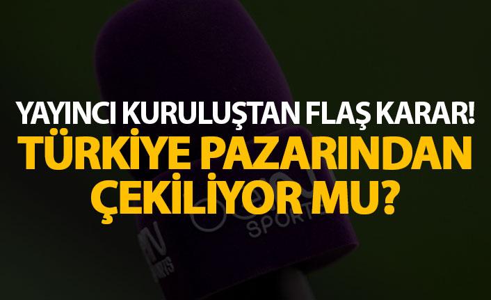 Yayıncı kuruluştan flaş karar! Türkiye pazarından çekiliyor mu?