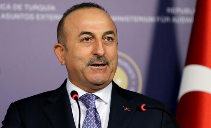 Çavuşoğlu'ndan Fransa'ya YPG tepkisi!