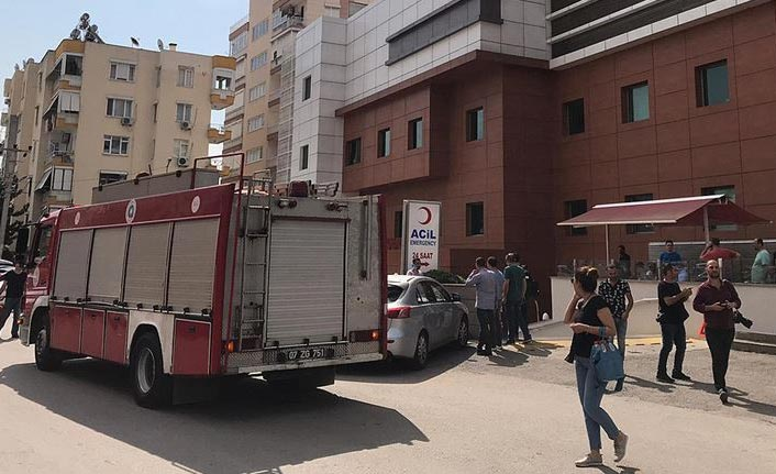 Hastanede patlama! Ölü ve yaralılar var