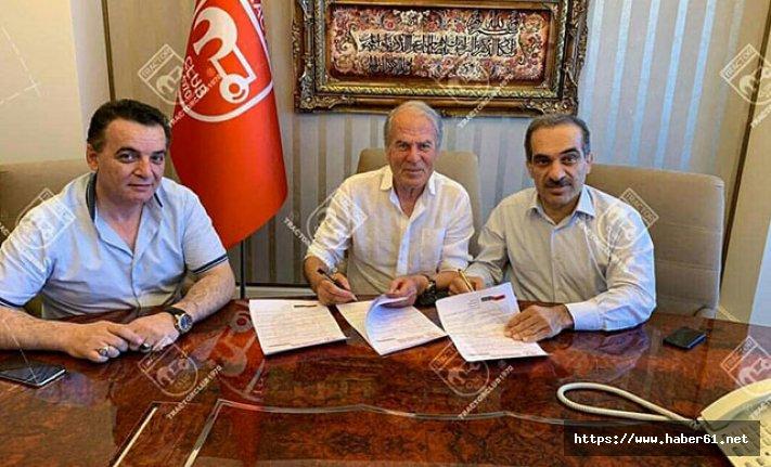Mustafa Denizli imzayı attı!