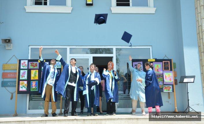 Özel öğrencilere özel diploma