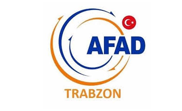 Trabzon AFAD'ın projesine destek