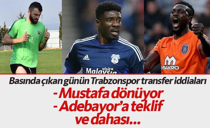Trabzonspor transfer haberleri - 13.06.2019