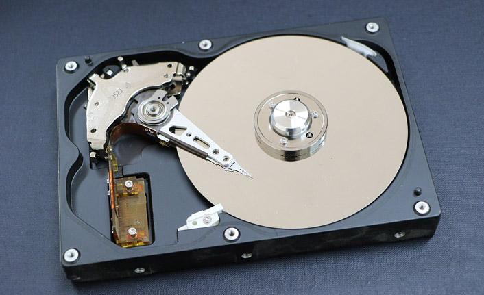 İkinci el sabit disklerde büyük tehlike
