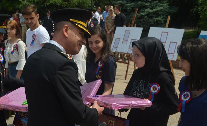 Trabzon'da Jandarma Teşkilatı'nın kuruluşu kutlandı