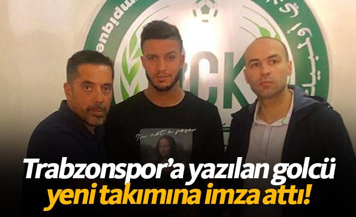 Trabzonspor'la anılan futbolcu transfer oldu