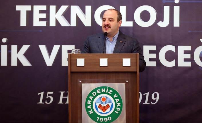 Bakan Varank'tan genç girişimcilere müjde